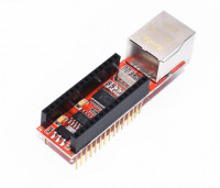 Nano Ethernet Shield V1.0 ENC28J60 для Arduino
