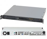 Серверная платформа 1U Supermicro SYS-5017C-MF