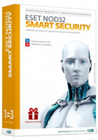 ESET NOD32 Smart Security (коробка)