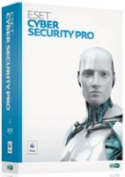 ESET NOD32 Cyber Security Pro (коробка)