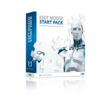 ESET NOD32 START PACK (лицензия)
