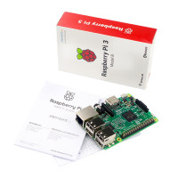 Raspberry Pi 3, Модель B, 1Gb RAM (RTL) Element14