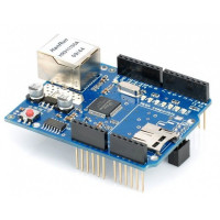 Ethernet Shield W5100 R3 на базе 5100 для Arduino